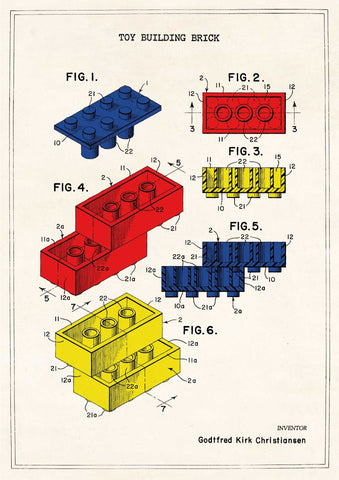 The Pattern Book Lego
