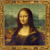 Mona Lisa I Puzzle Card