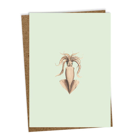 La Principessa Greeting Card, Blank