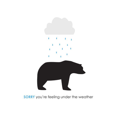 Heather Alstead Design Under The Weather Card