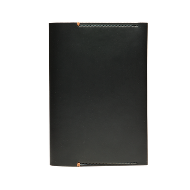 Daycraft Signature Passport Holder - Black
