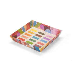 Une Pallete de Paul Klee Trinket Tray
