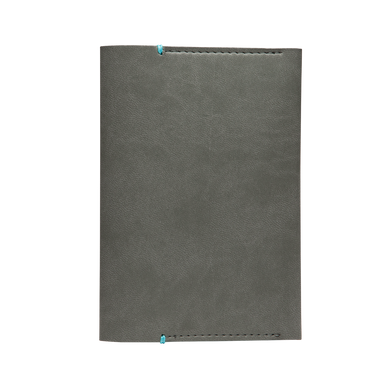Daycraft Signature Passport Holder - Grey