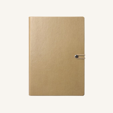 Executive 2021 Page-A-Day Diary (A5, Brown)