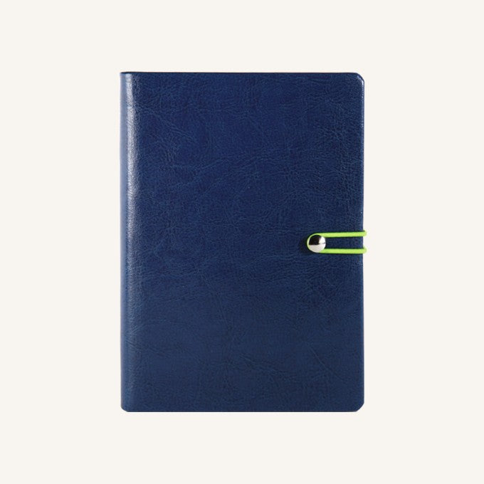 Executive 2021 Page-A-Day Diary (A5, Dark Blue)