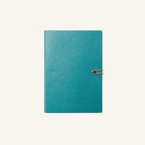 Executive 2021 Page-A-Day Diary (A6, Blue)
