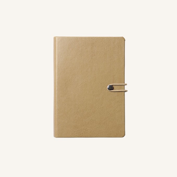 Executive 2021 Page-A-Day Diary (A6, Brown)