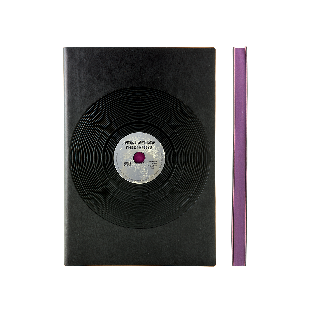 Daycraft Signature Retro Sketchbook - Vinyl