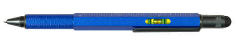 MEMMO MEMMO Level Stylus Tool Pen, Blue