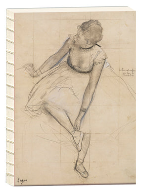 Danseuse by Degas Mini Artbook (B6)