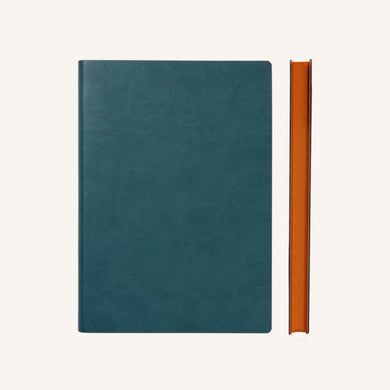 Daycraft Signature Dot Notebook - A5, Green