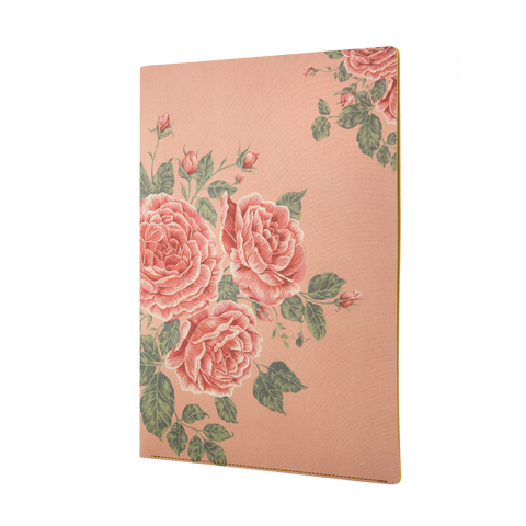 Daycraft Flower Wow Document Holder, A4, Tea Rose