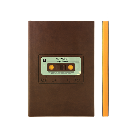 Daycraft Signature Retro Sketchbook - Tape