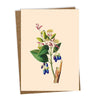 Klang Greeting Card, Blank