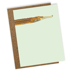 Ptolomy Mini Greeting Card, Blank