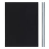 MEMMO FP Soft Touch Cover Dotted Notebook A5, Black/Grey