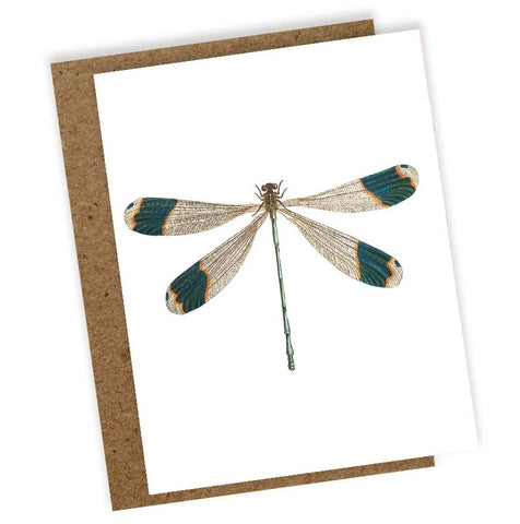 Afterlife Mini Greeting Card, Blank