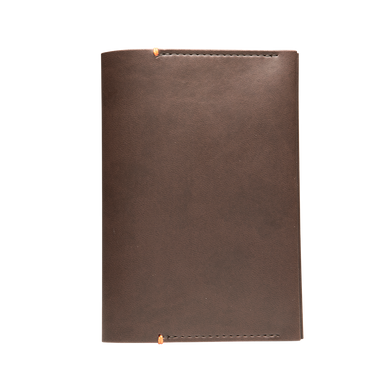 Daycraft Signature Passport Holder - Brown