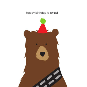 Heather Alstead Design Happy Birthday To Chew Card