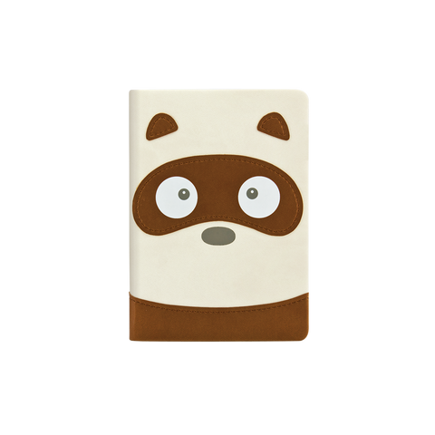 Daycraft Animal Pals Notebook - Tanuki