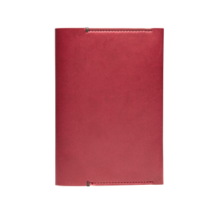 Daycraft Signature Passport Holder - Red