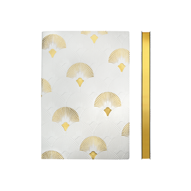 Daycraft Art Deco Notebook - Fanfare