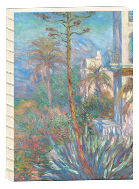 Bordghera by Monet Mini Artbook (B6)