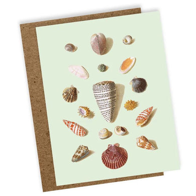 Splendour Mini Greeting Card, Blank