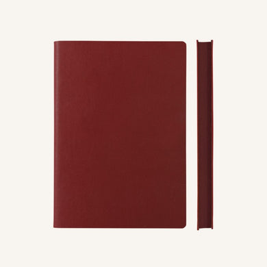Daycraft Signature Sketchbook – A5, Red