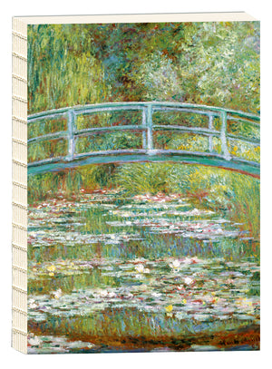 Pont by Monet Mini Artbook (B6)
