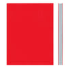 MEMMO FP Soft Touch Cover Dotted Notebook A5, Red/Grey