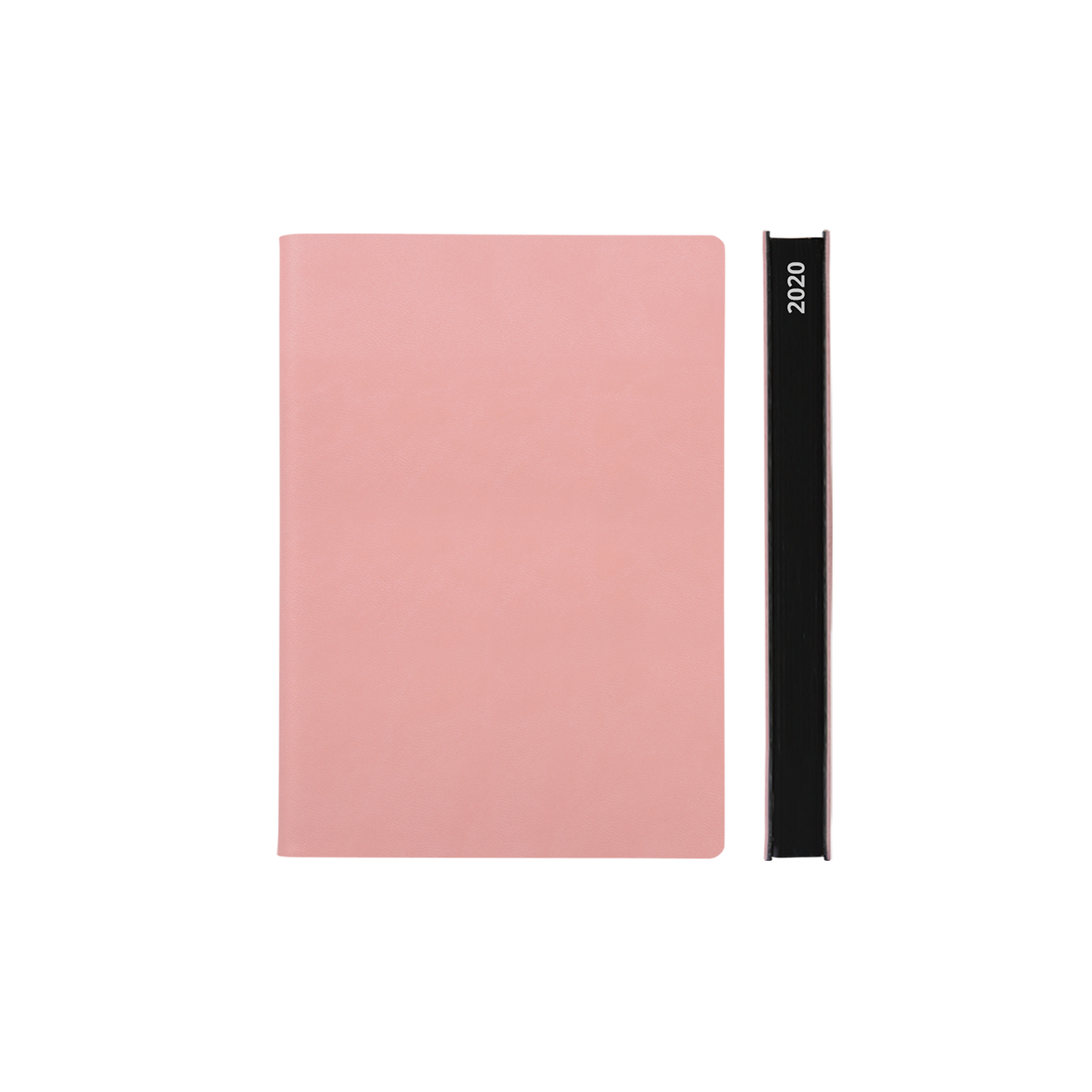 Signature 2021 Page-A-Day Diary (A6, Pink)
