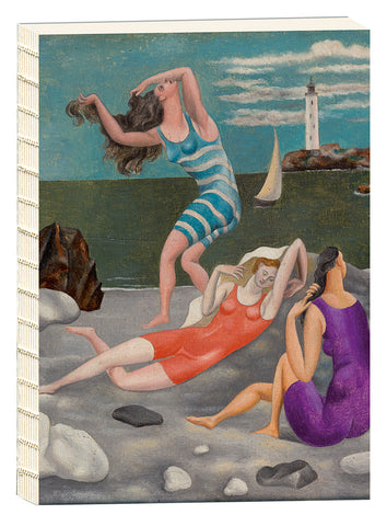 Baigneuses by Picasso Mini Artbook (B6)