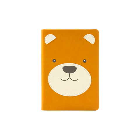 Animal Pals 2021 Diary (Bear, A6)