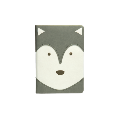 Animal Pals 2021 Diary (Husky, A6)