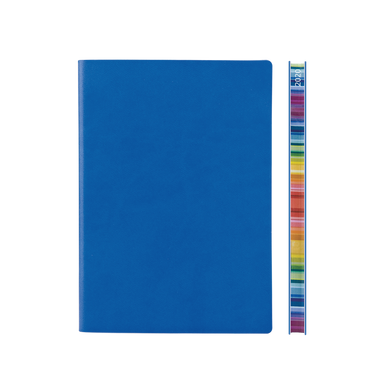 Signature Chromatic 2020 Week-To-View Diary (A5, Blue)