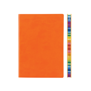 Signature Chromatic 2020 Week-To-View Diary (A5, Orange)