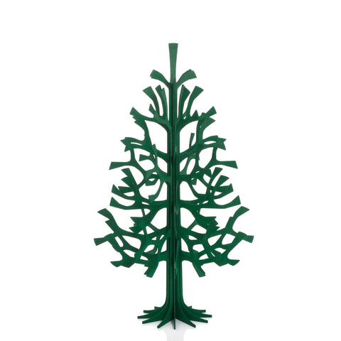100cm Spruce Tree, Dark Green