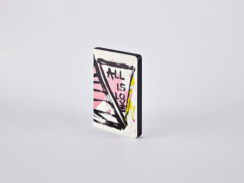Love Is All S Notebook by Marija Mandic  (LIMITED EDITION)