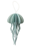 S Jellyfish, Light Blue (8cm)