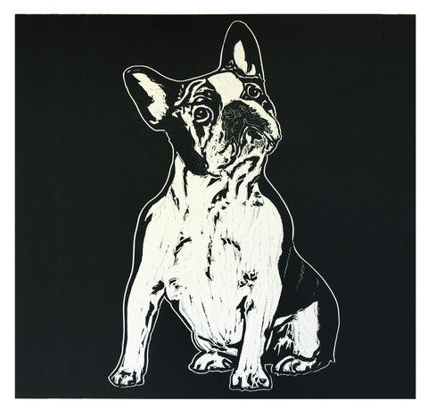 Sarah Cemmick Lino Cuts Frenchie