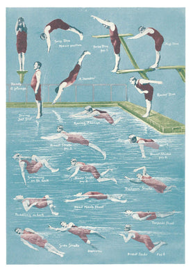 The Pattern Book Swimming