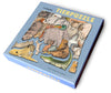 33 Piece Animal Jigsaw Puzzle (Art by F.K Waechters)