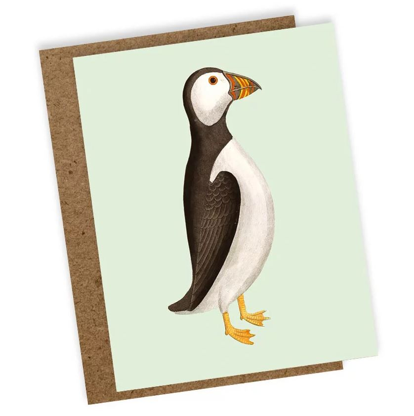 Reunion Mini Greeting Card, Blank