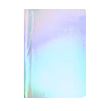 MEMMO Luxe Bling Dotted Notebook A6, Silver