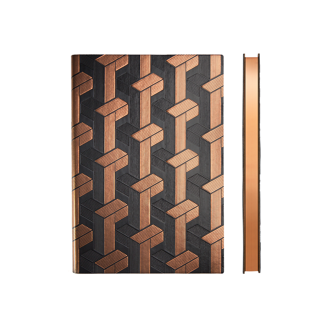 Daycraft Art Deco Notebook - Weave