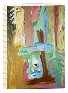 Croix by Baselitz Mini Artbook (B6)