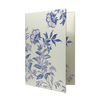 Daycraft Flower Wow Envelope Holder - A4, Ceramic White