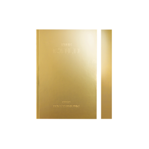 Daycraft Slab Notebook - Gold, A6