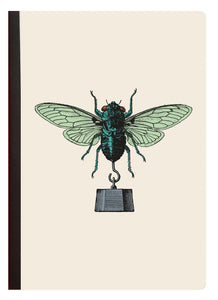 Taonlourdo Notebook (A6, Lined)